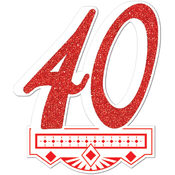 Wholesale 40th Anniversary Gifts - Cheap 40th Anniversary Gifts