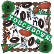 Touchdown Decorating Kit - 25 Pcs