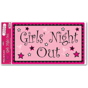 Girls' Night Out Peel 'N Place