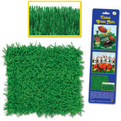 Packaged Green Tissue Grass Mats
