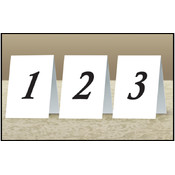 Numbered Table Cards