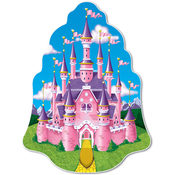 Princess Castle Wall Plaque
