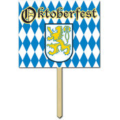 Oktoberfest Yard Sign Wholesale Bulk