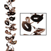 Gleam &#39;N Flex Football Garland