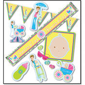 Showers Of Joy baby Shower Party Kit