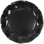 Italian Tableware - Black Small Plates