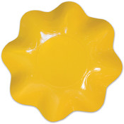 Italian Tableware - Yellow Large Bowl