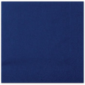 Italian Tableware - Navy Dinner Napkins