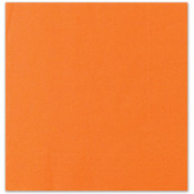 Italian Tableware - Orange Dinner Napkins