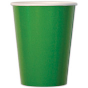 Italian Tableware - Meadow Green Cups