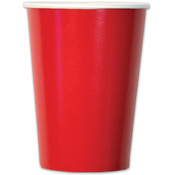 Italian Tableware - Red Cups