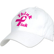Beistle Think Pink Cap Wholesale Bulk