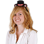 Plush Groundhog Day Headband