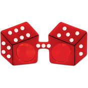 Red Dice Fanci-Frames Wholesale Bulk