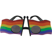 Rainbow Flag Fanci-Frames