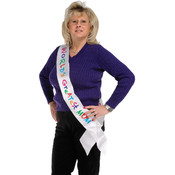 World's Greatest Mom Satin Sash Wholesale Bulk