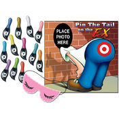 Pin The Tail On The Ex Game