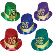 Wholesale New Years Eve Hats - Wholesale New Years Party Hats