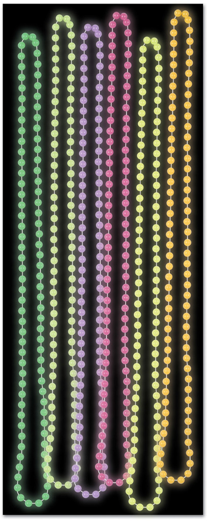 Glow In the Dark Party BEADS [1939104]