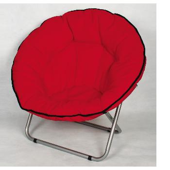 wholesale red moon chair adult sized sku 329489 dollardays. Black Bedroom Furniture Sets. Home Design Ideas