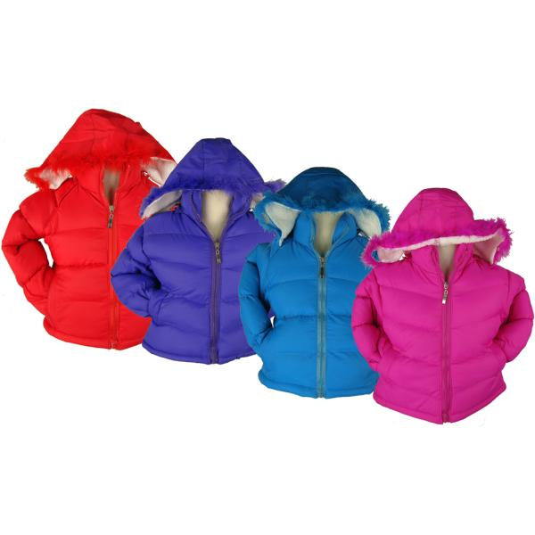 Wholesale Girls Coats - Wholesale Girls Jackets - Toddler Girls Jackets