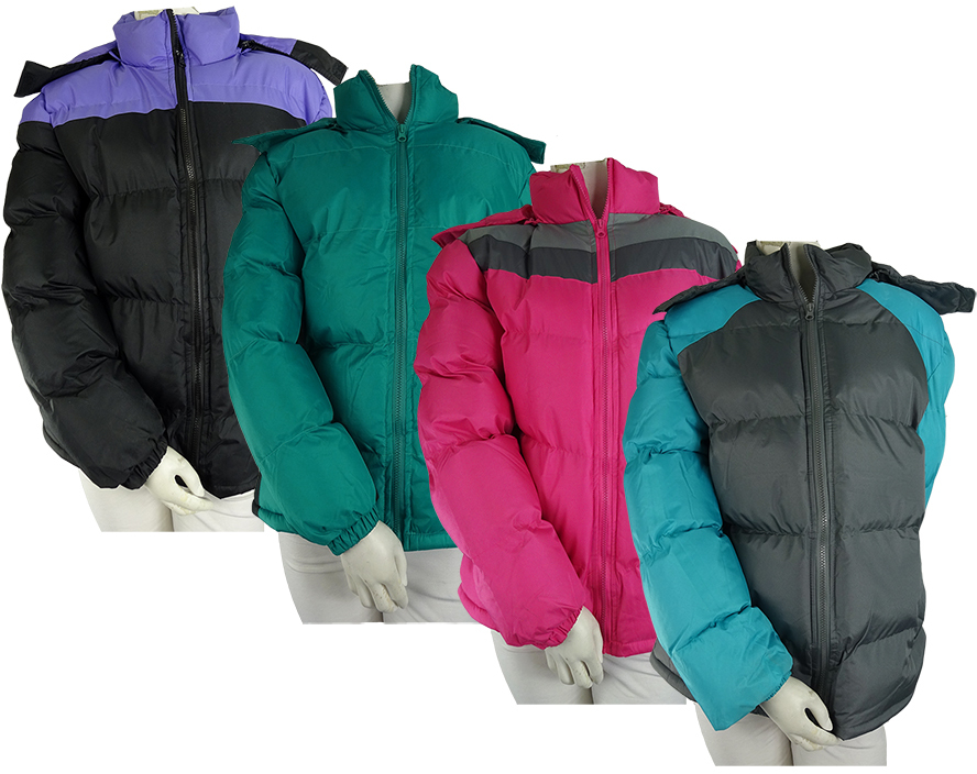 Women's Warm Winter Jackets Sizes S-XXL (1868903)