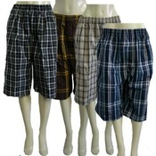 Men's Plaid Shorts