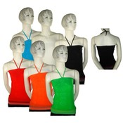 Juniors Seamless Stretch Halter Tops Wholesale Bulk
