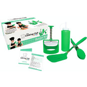 The Cooking Club for Kids Burger Kit