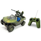 Halo Warthog With Master Chief & Spartan Mark VI