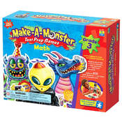 Make A Monster Grade 3 Math Test Game
