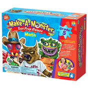 Make A Monster Grade 5 Math Test Game
