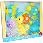 Hugfun Plush Fish Baby Gift Set