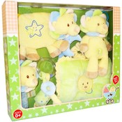 Hugfun Plush Lion Baby Gift Set