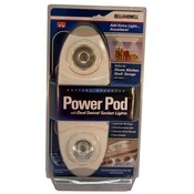 Bell &amp;amp; Howell Power Pod With Dual Swivel Lights