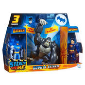 Batman Stealth Strike Gorilla Attack Battle Pack