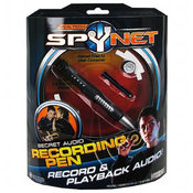 Spy Net Secret Audio Recording Pen
