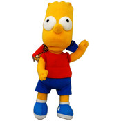 The Simpson Bart Plush Doll