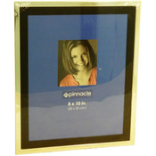 Pinnacle Silver Metal Photo Frame