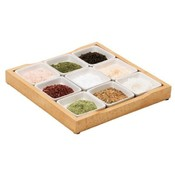 Trudeau 10 Piece Gourmet Salts Gift Set