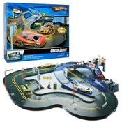 Hotwheels Crash Curve M9196