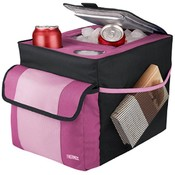 Thermos Travel Pink Insulated Back Seat Organizer