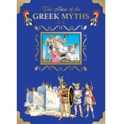 The Best Of Greek Myths Book