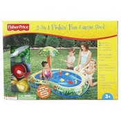 Fisher Price 2-in-1 Fishin' Fun Game Pool