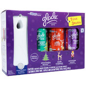 Glade Winter Collection Automatic Spray