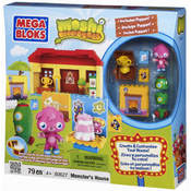 Mega Bloks Moshi Monsters Monster's House Wholesale Bulk