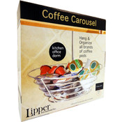Lipper Hanging Coffee Pod Chrome Basket Wholesale Bulk