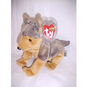 Sarge the German Shepherd Beanie Baby