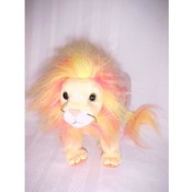 Bushy the Lion Beanie Baby