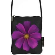 Thin Shoulder Bag Purple Cosmos